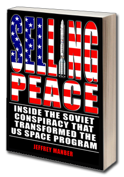 jeff manber selling peace book